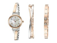 Anne Klein Ak 2245Rtst Rose Gold Two Tone Watches