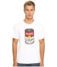 Mostly Heard Rarely Seen Campbell Soup Nanoblock T Shirt White