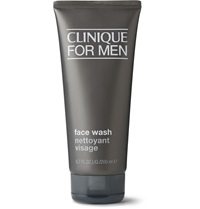 Clinique For Men Face Wash 200Ml Gray