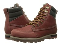 Volcom Sub Zero 2 Deep Red Men's Lace Up Boots
