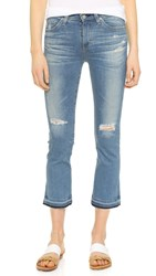 Ag Jeans The Jodi Crop Jeans 18 Years Sunbeam Flair