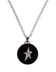 Thierry Mugler Necklaces Silver