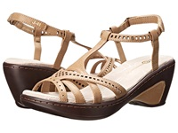 J 41 Claire Nude Women's Wedge Shoes Beige