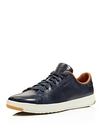 Cole Haan Grandpro Tennis Sneakers Navy