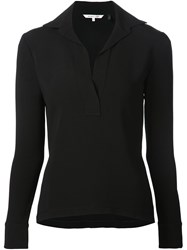 Helmut Lang Tunic Shirt Black