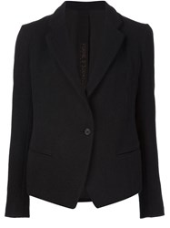 Forme D'expression Single Button Blazer