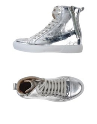 Barracuda High Tops And Trainers Platinum
