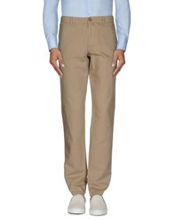 Napapijri Trousers Casual Trousers Men Khaki