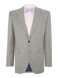 New And Lingwood Beckenham Sb2 Notch Lapel Jacket Grey