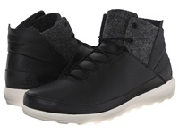 Adidas Outdoor Zappan Ii Winter Mid Black Chalk White Black Men's Shoes