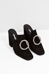 Dorateymur Women S Munise Black Suede Boutique1