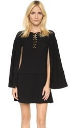 Nanette Lepore Live Wire Dress Black