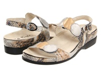 Helle Comfort Tula Bronze Multi Women's Sandals