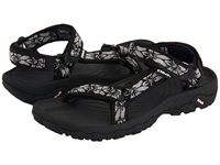 Teva Hurricane Xlt Hazel Black Women's Sandals Gray