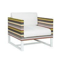 Mamagreen Stripe Lounge Chair