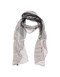 Class Roberto Cavalli Accessories Oblong Scarves Women Lead
