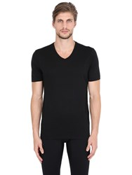 Falke Luxury Finest Cotton And Cashmere T Shirt