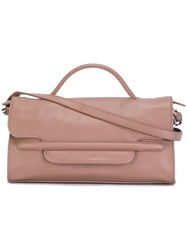 Zanellato Medium 'Nina' Bag Nude And Neutrals