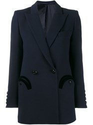'Resolute' Blazer Blue