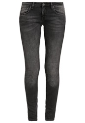 Mavi Jeans Mavi Lindy Slim Fit Jeans Grey Denim
