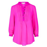 Libelula Delphine Top Hot Pink Pink Purple