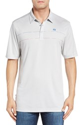 Travis Mathew Men's 'Simpson' Trim Fit Moisture Wicking Polo