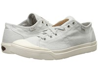 Palladium Pallarue Lc Dawn Blue Marshmallow Men's Shoes Bone