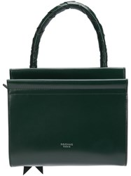 Rochas Small Tote Green