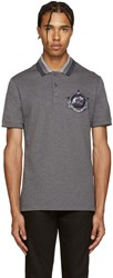 Givenchy Grey Monkey Brothers Polo