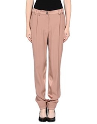 Vdp Club Casual Pants Skin Color
