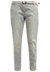S.Oliver Chinos Smoked Pine Mint