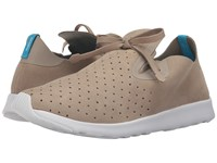 Native Apollo Moc Rocky Brown Shell White Shell Rubber Shoes Beige