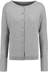 Pringle Cashmere Cardigan Gray