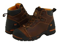 Timberland Endurance Pr 6 Waterproof Steel Toe Brown Men's Work Lace Up Boots
