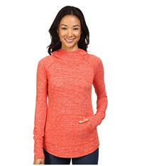 Marmot Tess Hoodie Kashmir Women's Sweatshirt Orange