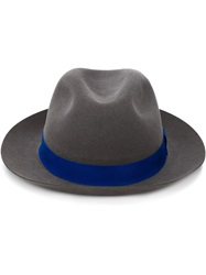 Pigalle 'Dakota' Hat Grey