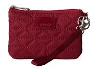 Pacsafe Rfidsafe W50 Rfid Blocking Coin Card Purse Cranberry Credit Card Wallet