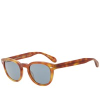 Oliver Peoples Sheldrake Sunglasses Brown
