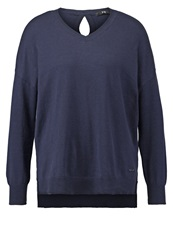 Ltb Fedanad Jumper Navy Dark Blue