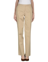 Etro Trousers Casual Trousers Women Beige