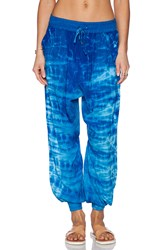 Gypsy 05 Drawstring Pant Blue