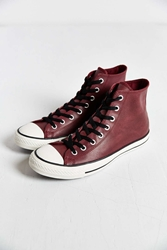 Converse Chuck Taylor All Stars Leather Men's Sneaker Maroon