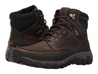 Rockport Cold Springs Plus Moc Boot Brown Men's Boots