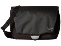 Arc'teryx Fyx 13 Bag Black Duffel Bags