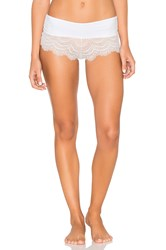 Free People Golden Hour Panties White