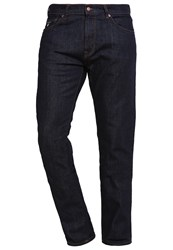 Gant Straight Leg Jeans Dark Blue Dark Blue Denim