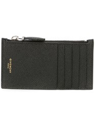 Givenchy Zip Wallet Black