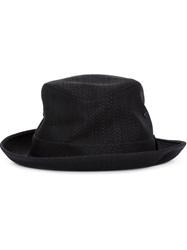 Pigalle Printed Hat Black