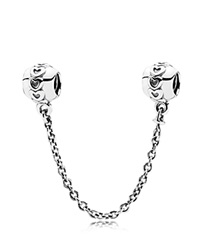 Pandora Design Pandora Safety Chain Sterling Silver Love Connection Moments Collection
