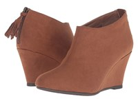 Chinese Laundry Dl Inviting Whiskey Women's Wedge Shoes Brown